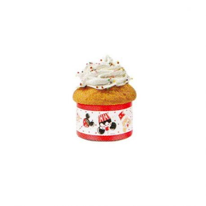Contour de gâteau individuel Mickey 45 mm (20 m)