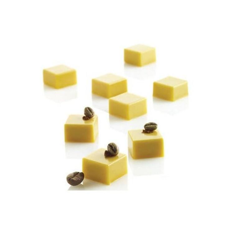 Moule silicone 35 micro square