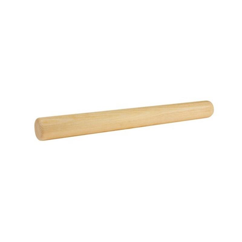 Rouleau à pâte hêtre 42 cm