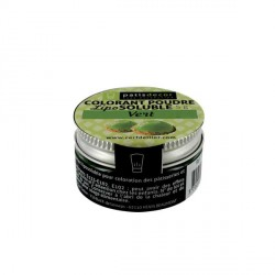 Colorant alimentaire liposoluble poudre vert 5 g