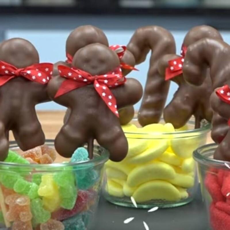 Recette guimauves au chocolat