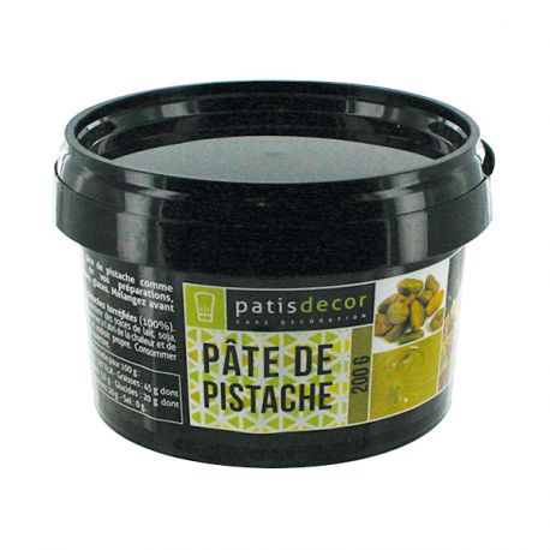 Pâte de pistache Patisdécor 200 g