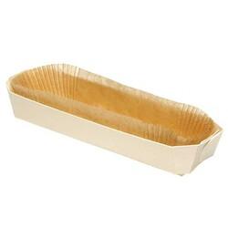 Moule de cuisson bois 28,5 x 8 x 4,5 cm