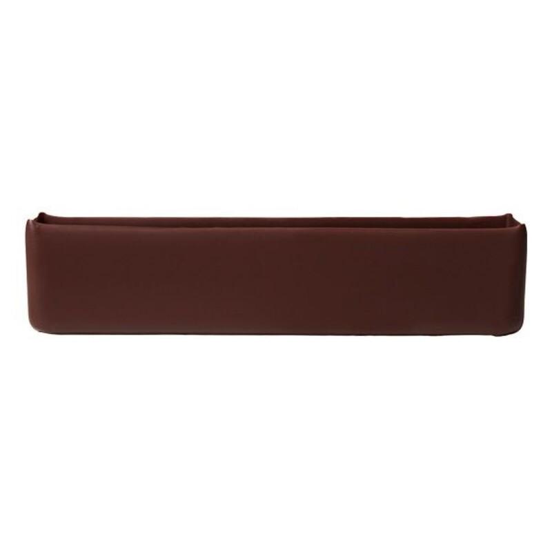 Coupelle chocolat noir rectangulaire (x20)