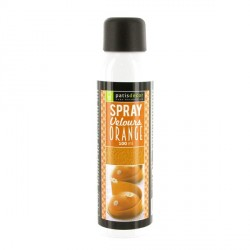 Spray Velours Orange Patisdécor 100 ml
