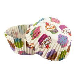 Caissette cupcake décor cupcakes (x 50)