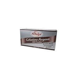 Gélatine en feuilles qualité Argent 1 kg