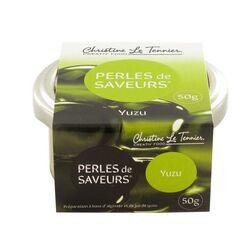 Perles de Saveurs Yuzu 50 g