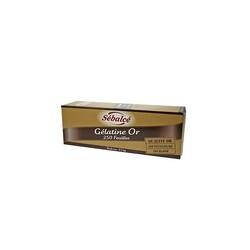Gélatine en feuilles qualité Or 500 g