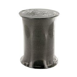Bolduc noir brillant 10 mm (100 m)