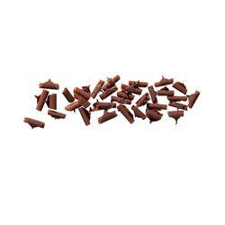 Copeaux fins de chocolat au lait 2,5 kg