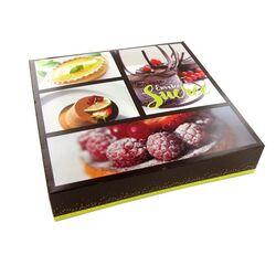 Boîte à tarte Evan (x50)