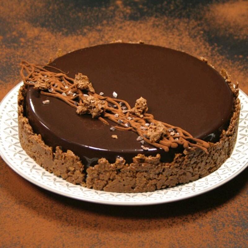 Recette entremets chocolat