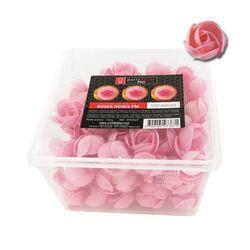 100 petites roses roses en azyme Patisdécor Pro