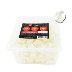 200 tulipes blanches en azyme Patisdécor Pro