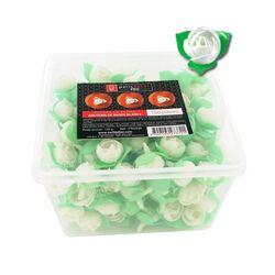 150 boutons de roses blancs en azyme Patisdécor Pro