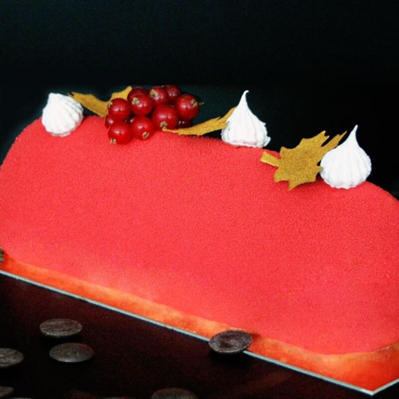 Pack tuto décors de buche en chocolat