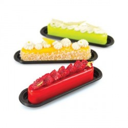Moule silicone Fashion Eclair80