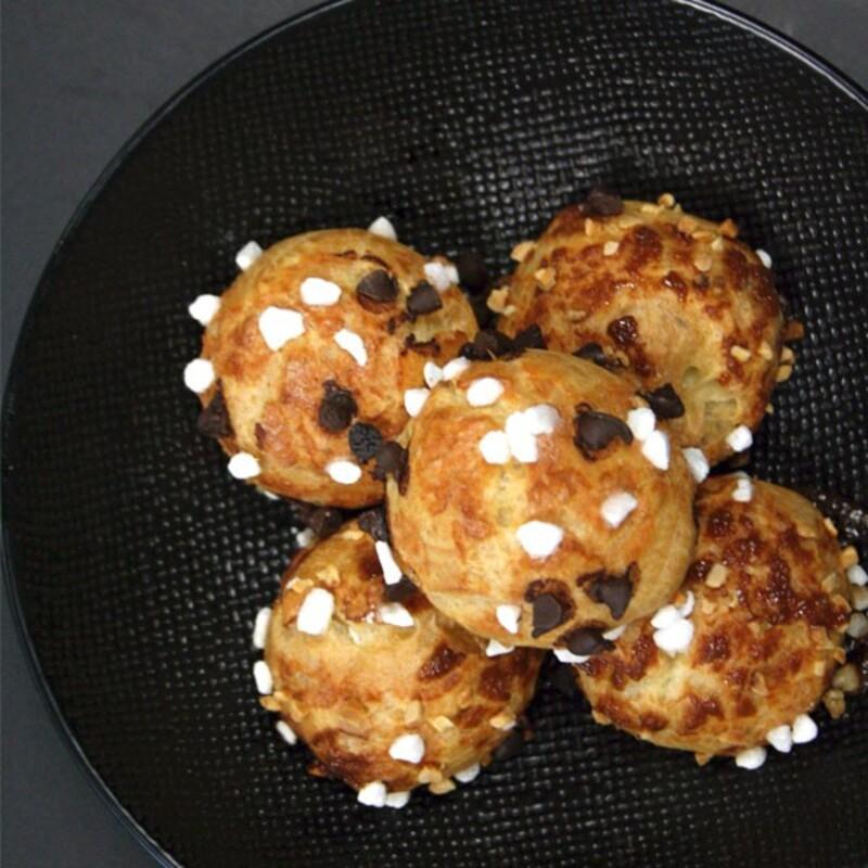 Pack recettes chouquettes