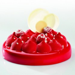 Moule silicone Puffy Pavoni