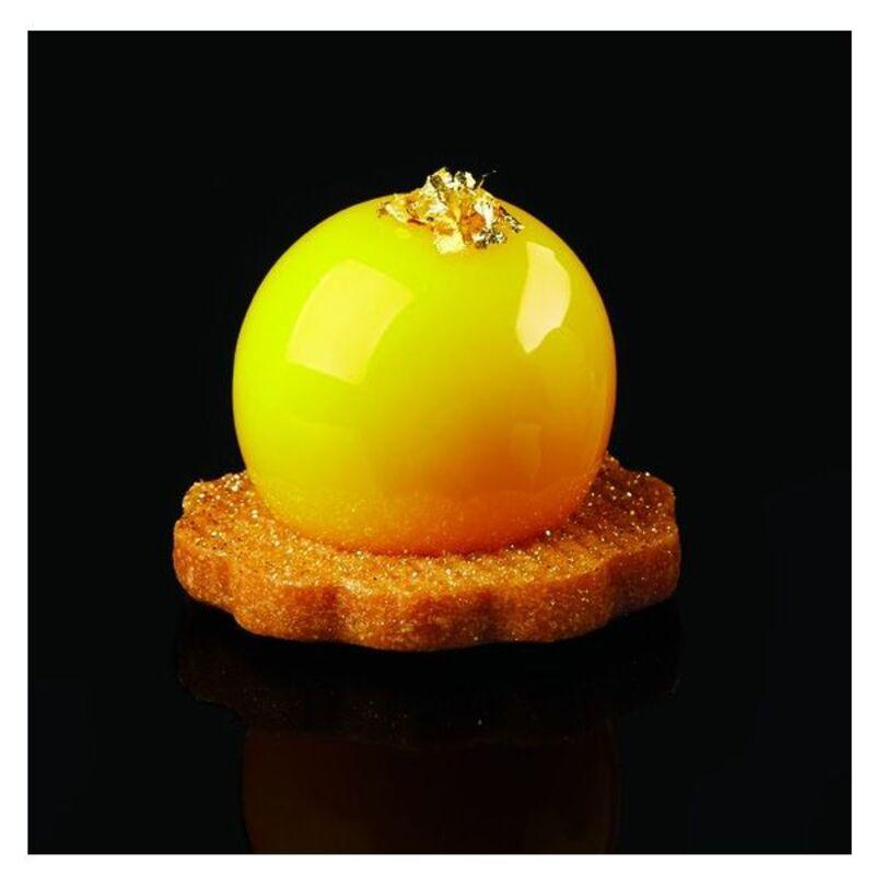 Moule silicone Sphère 3D 6 cm