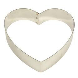 Cercle mousse coeur 24 cm