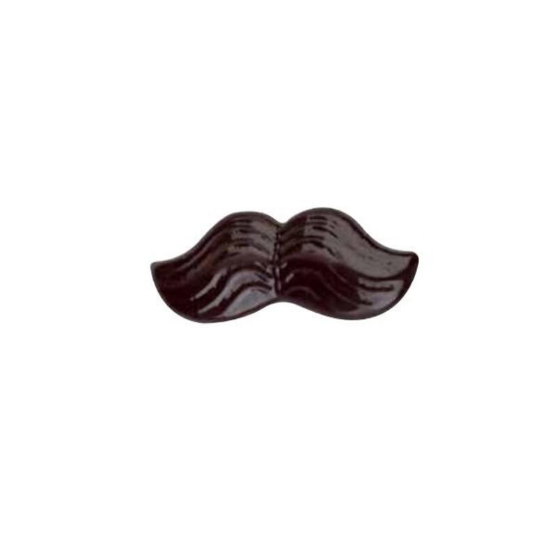 Moustaches en chocolat (x140)