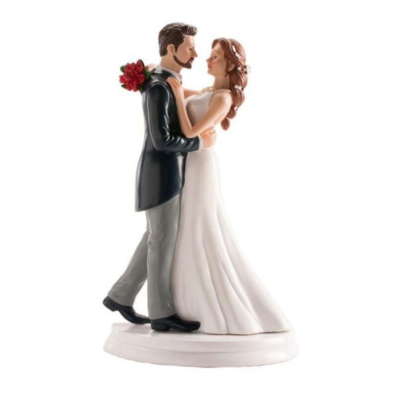 Couple mariés Valse 21 cm