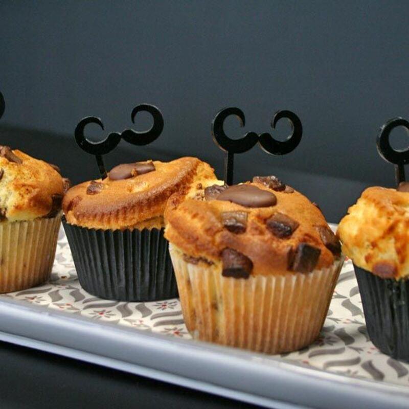 Pack ingrédients Recette Muffins
