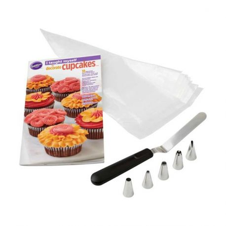 Kit décoration cupcakes Wilton