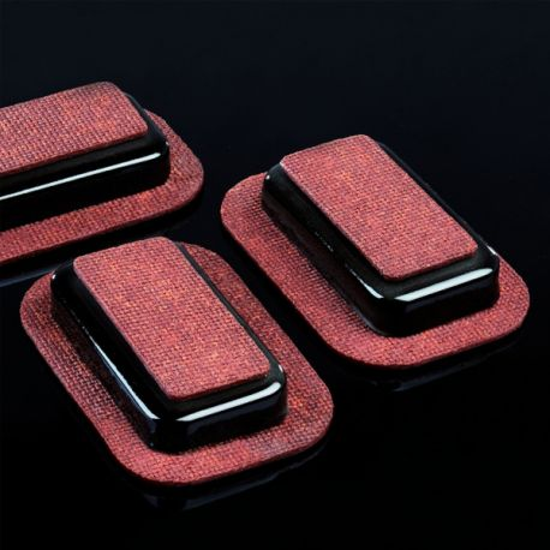 Moule silicone rectangulaire 12 empreintes individuelles