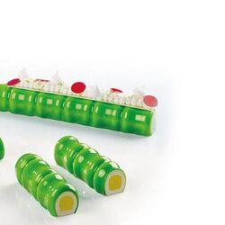 Moule à bûchettes silicone Bamboo Pavoni