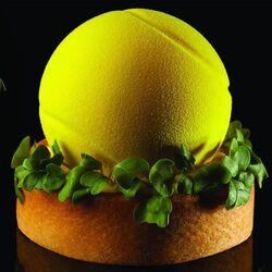 Moule silicone Balle de Tennis Pavoni