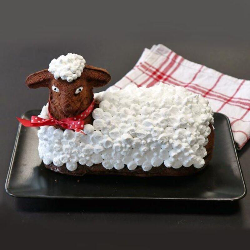 Pack Recette gâteau Agneau Pascal
