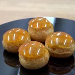 Pack Tuto Glaçage de choux avec du caramel