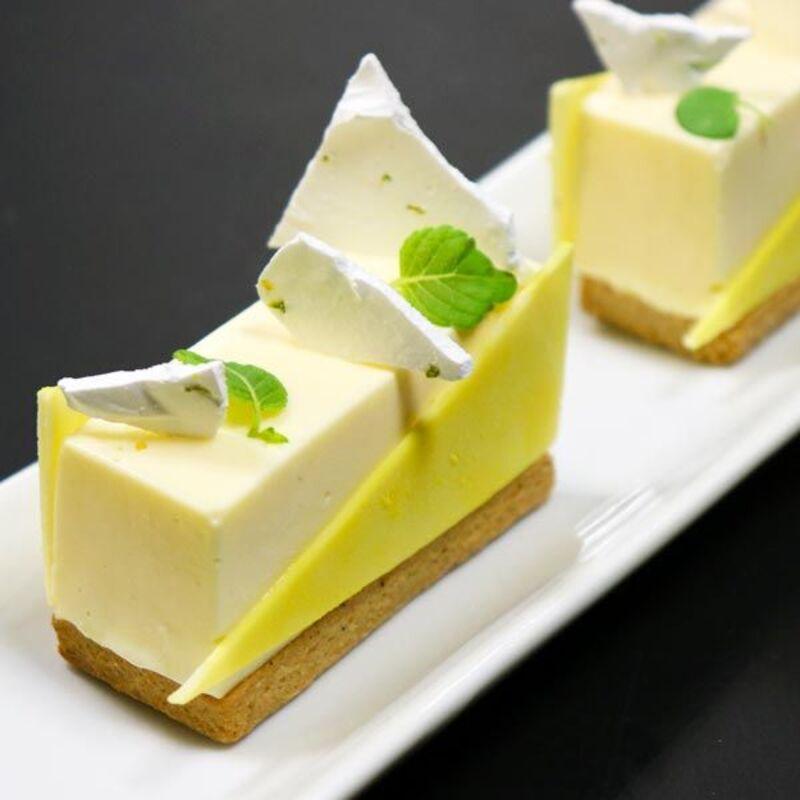 Recette Tartelettes au citron meringuées