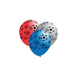 Ballons gonflables Foot France (x10)