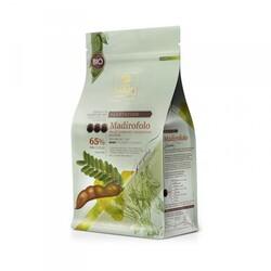 Chocolat de Couverture Noir Madirofolo Bio 1 kg