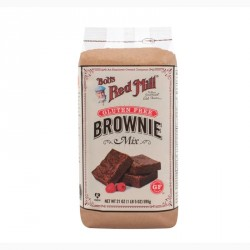 Préparation brownie sans gluten Bob's Red Mill