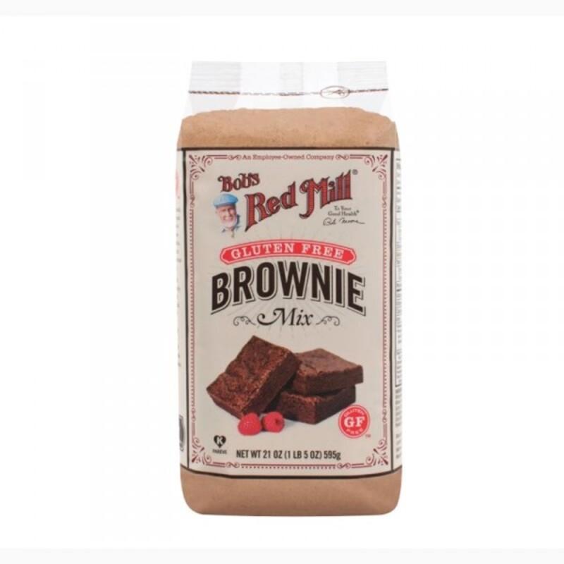 Préparation brownie sans gluten 595 g