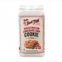 Préparation cookies sans gluten Bob's Red Mill