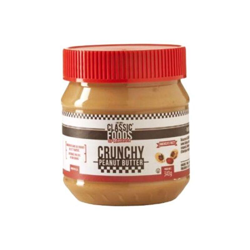 Beurre de cacahuète croquant 340 g