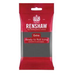 Pâte à sucre Renshaw Extra Gris 250g