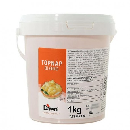 Nappage blond TopNap Dawn