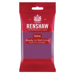 Pâte à sucre Renshaw Extra Violet 250 g