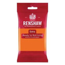 Pâte à sucre Renshaw Extra Orange 250 g