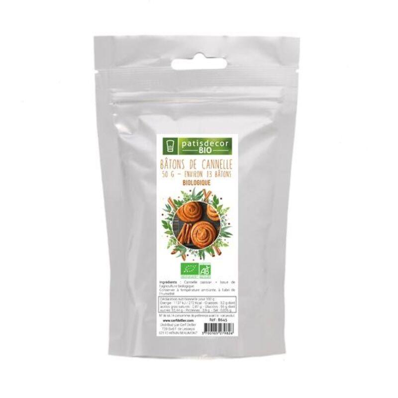 Bâtons de cannelle Bio 50 g