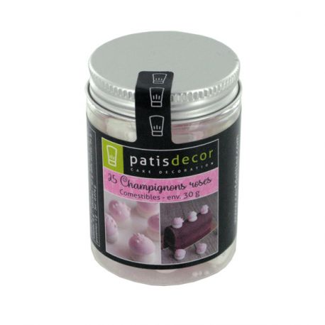 Champignons roses comestibles 40 g