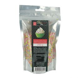 Mini Confettis multicolores Patisdécor Pro 250 g