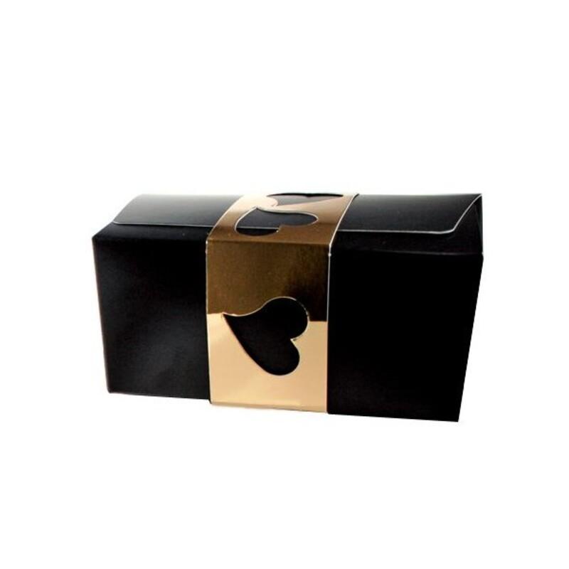 Kit ballotin noir Gatodéco (x 5)